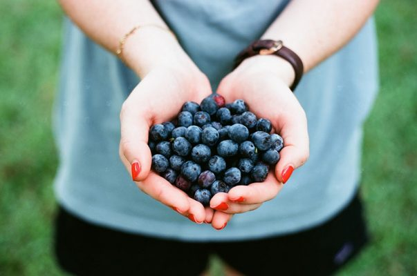 Anti-aging Foods Bluberry